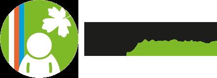 de eerste stap Logo